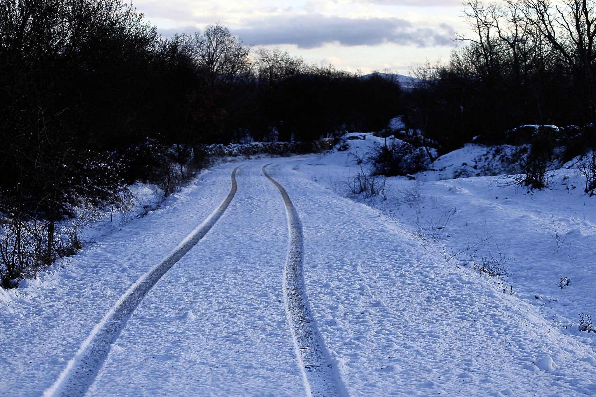 Winter Driving Tips and Car Care